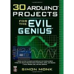 30 Arduino Projects Evil Genius