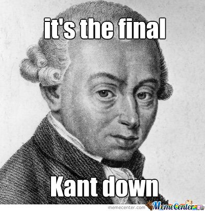 """the philosophical views and beliefs of immanuel kant on love By """"pure"""" or a priori moral philosophy, kant has in mind a  instance, where  kant claims that moral feeling, conscience, love of one's neighbor,."""