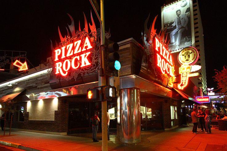 Pizza Rock Las Vegas. http://www.pizzarocklasvegas.com/ 201 N. 3rd. St. Las Vegas, NV. 89101 (702)385-0838