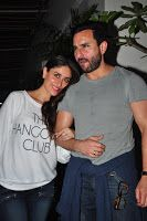 Saif, Kareena Kapoor Photos at Screening of Phantom, Katrina Kaif, Kabir Khan, Saif Ali Khan, Kareena kapoor Khan