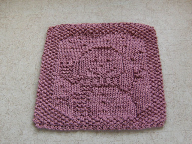 Free Knitting Patterns Holiday Dishcloths : Snowman Cloth...Knit Knitted Dishcloths Pinterest
