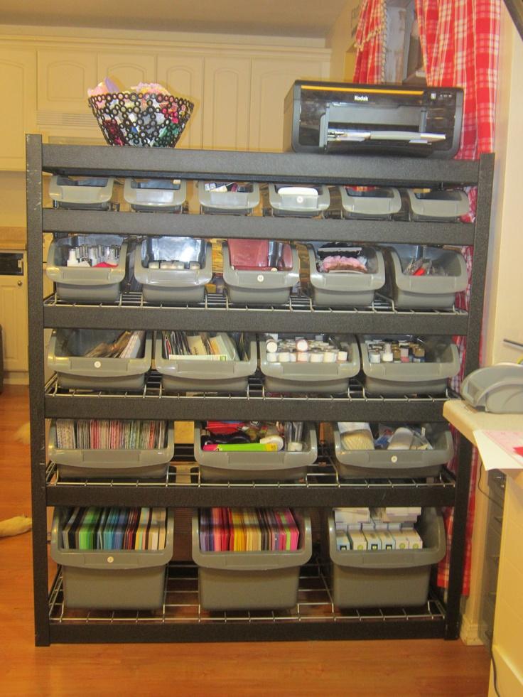 34 Best Images About Craft Creativity Room Decor Storage