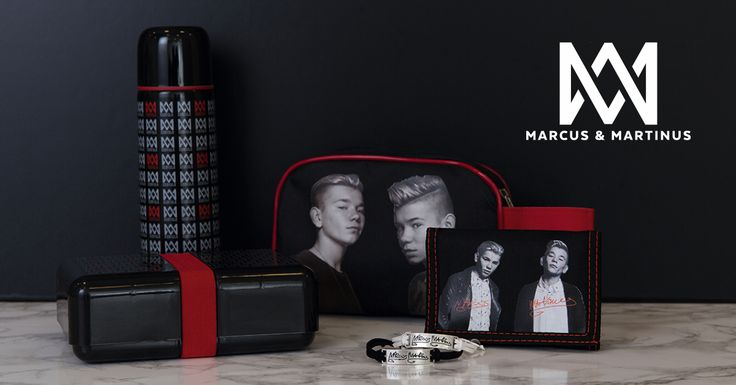 Vi har fått inn nye Marcus & Martinus- produkter og masse kult tilbehør som vil glede mange fans! Passer for Marcus & Martinus-fans i alle aldre.