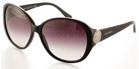Bvlgari BV8084 501/8G SHINY BLACK Bvlgari Sunglasses   Bvlgari Eyewear   Designer Sunglasses   UK