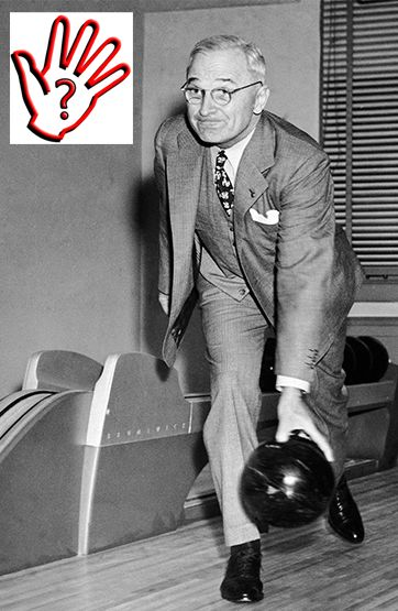 Harry S. Truman .....33rd President