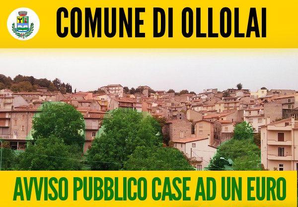 Comune di Ollolai • Italia • Notizie Avviso Pubblico