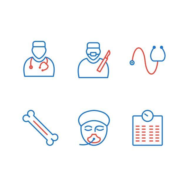 مجموعة الرموز الطبية للاستخدام الشخصي والتجاري علامة الطبية نبض صندوق الإسعافات الأولية Png والمتجهات للتحميل مجانا Icon Set Math Medical