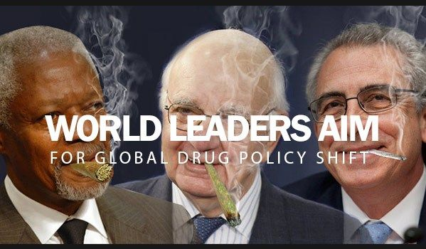 Leaders around the world have surged, in speaking about legalizing drugs. The Global Commission on Drug Policy has released their annual reportand stated that we must end bothcivil and criminal penalties for drug use and possession. The war on drugs has failed, they say, causing more disruption than ever intended. The number of drug users …