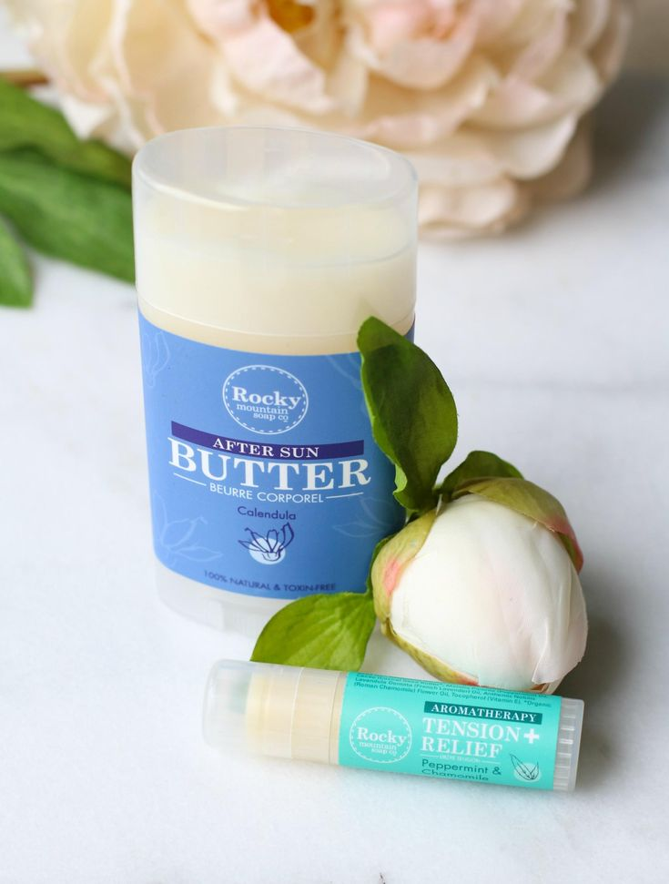 My review of Rocky Mountain Soap Company's 100% Natural Skin Care