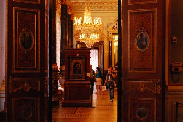 Winter Palace, interiors