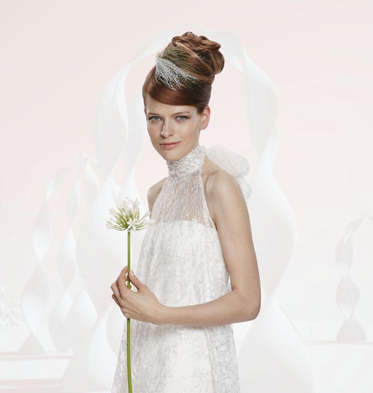 Hair by Ludovit Vida #WeddingHair
