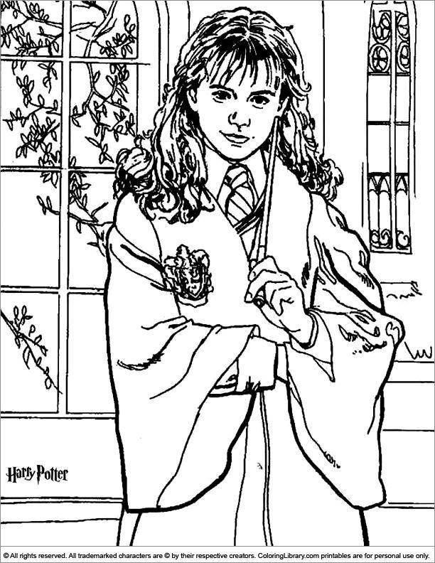 Avengers Ausmalbilder Zum Ausdrucken Best Kids N Fun Beim: 377 Best Images About Colorir Harry Potter On Pinterest