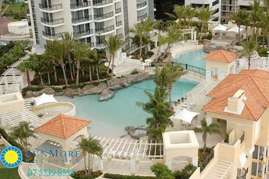 Chevron Renaissance is considered one of the most popular and loved resorts in the Gold Coast, Australia.