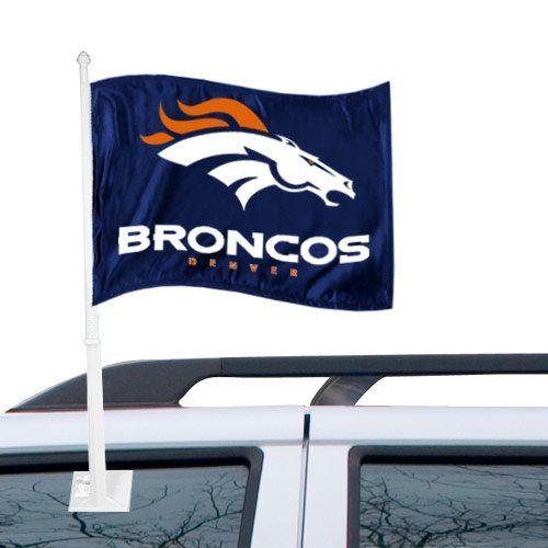 denver broncos flags