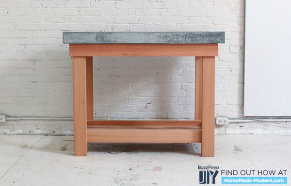 DIY Kitchen Island | Are you as excited as we are about this kitchen project. #DiyReady www.diyready.com