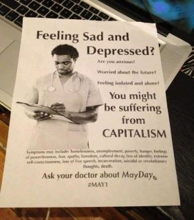 .: Capitalist Outcom, Capitals Depression, Capitals Diagnosi, Life, Neo Capitalist, Funny, Things, Feelings Sad, Politics Humor