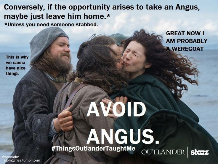 Avoid Angus