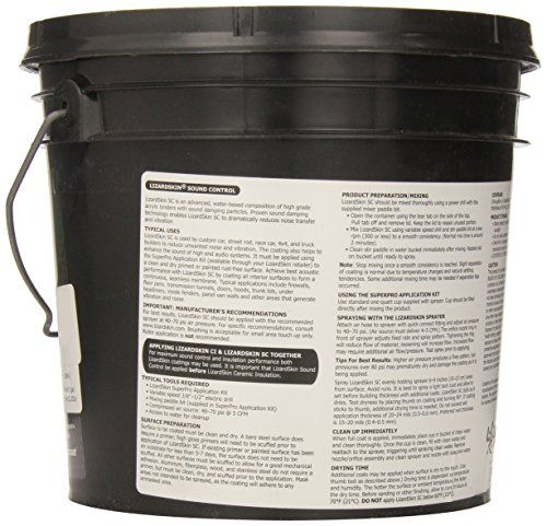 LizardSkin LSSC-1GAL Sound Control Ceramic Insulation