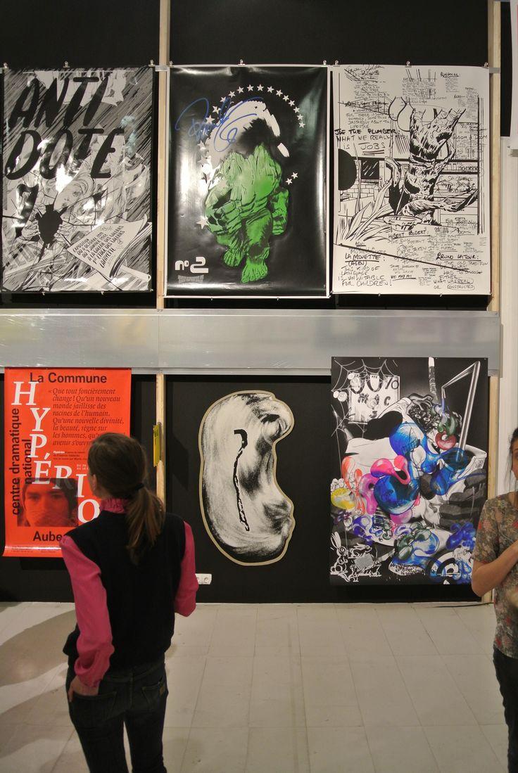"""Exposition """"REGARDER"""" de Vincent Perrottet Galerie Poirel à Nancy"""