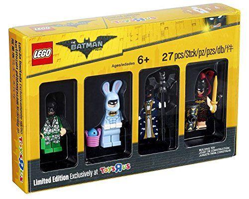 LEGO 2017 Bricktober The LEGO Batman Movie Set 2 (5004939) 4-Pack