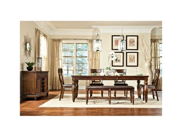 This Kingston Dining Room Table Is Perfect Deco HomeDecor Design HomeInterior