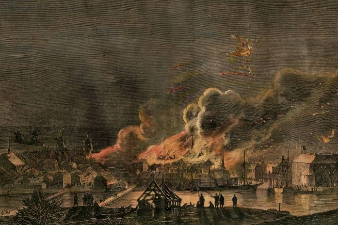 The Danish National Museum opens an exhibit about the 1864 war on November 8 2014.