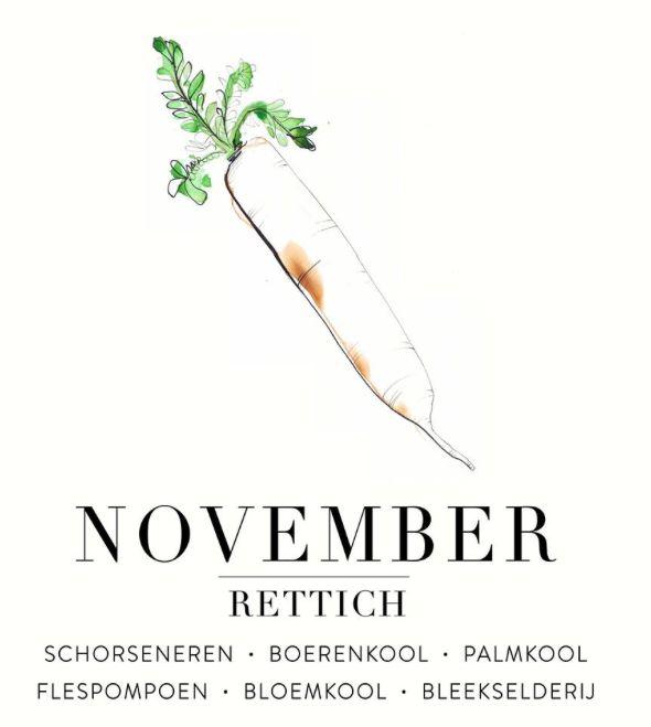 SLA Calendar // November