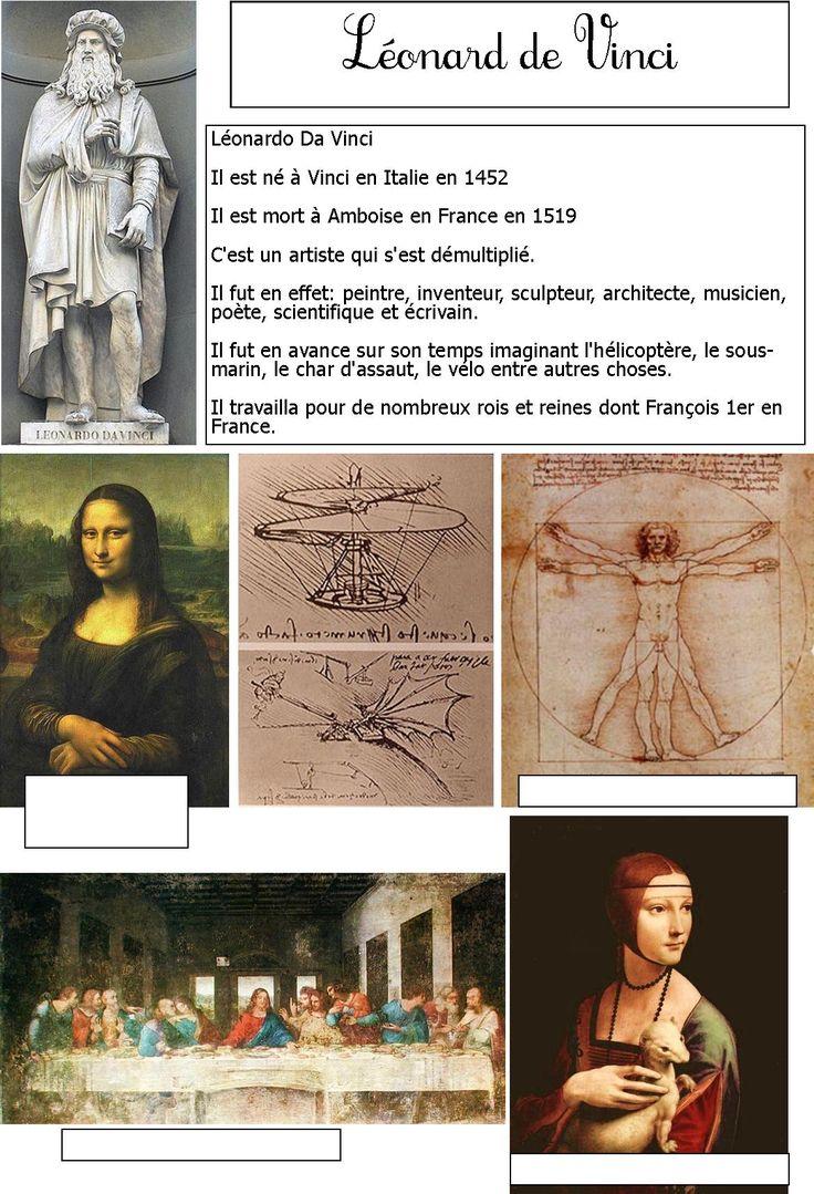 09 ARTS VISUELS histoire de l'art | BLOG GS CP CE1 CE2 de Monsieur Mathieu JEUX et RESSOURCES