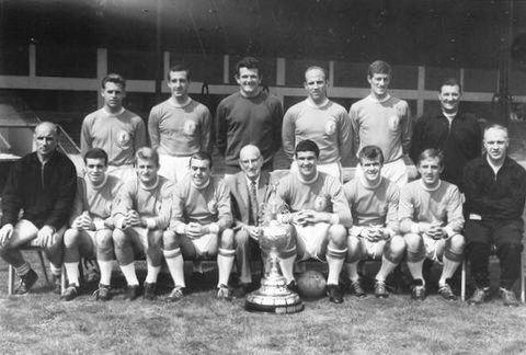 Liverpool Squad 1963-1964