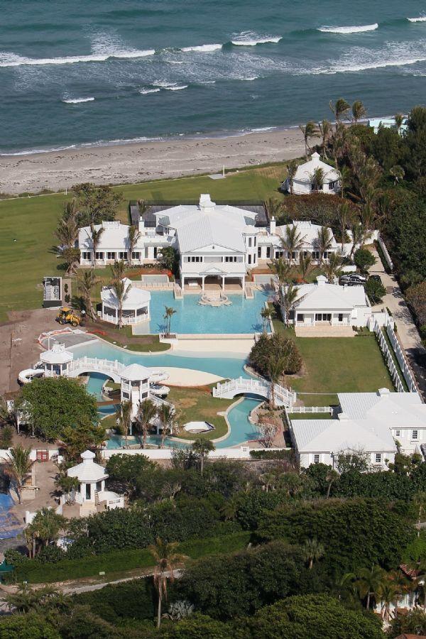 celine dion florida home | Celine Dion's house