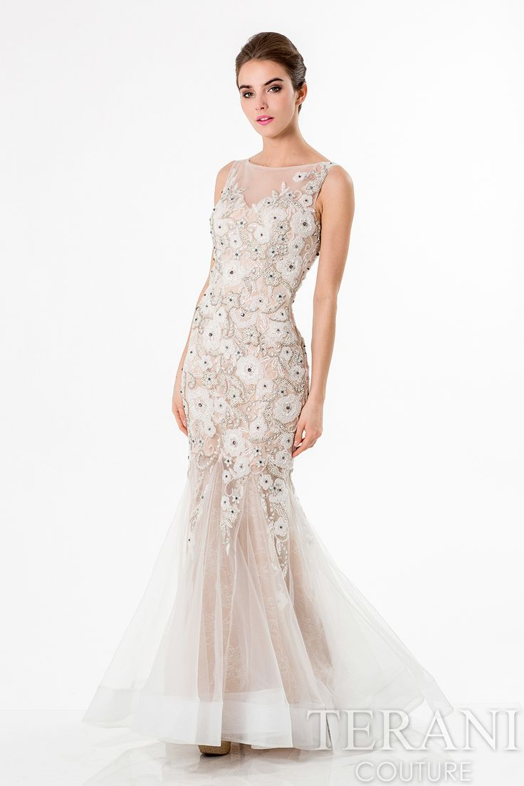 17 best images about terani couture bridal on pinterest for Terani couture wedding dress