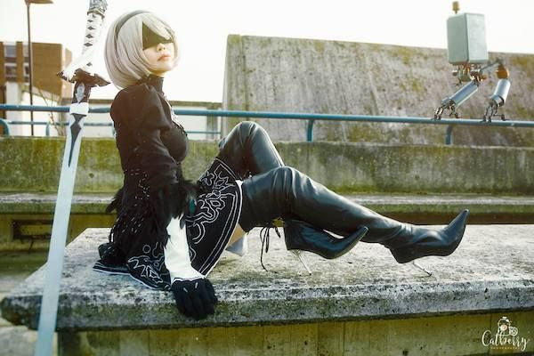 40 Best Nier Automata Images On Pinterest: 1147 Best Cosplay Images On Pinterest