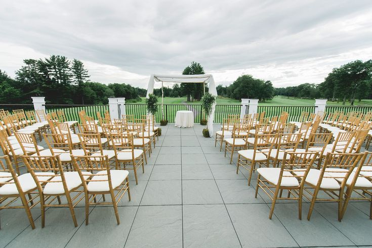 Picture this ➡️ a romantic ceremony overlooking the golf course, the perfect backdrop for family photos and to top it off, a 6 hour reception so you can celebrate all night long! Want to learn more about weddings at MCC? Register for The Wedding Experience, click the picture!  #lovesince1923