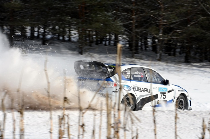 Rally USA Subaru Team ready for SnowDrift Rally