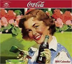 Coca-Cola Wall Calendar 2016