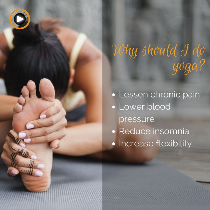 Why should I do yoga? Check out some of the benefits you can get out of this stretching exercise! #yoga #benefit #practice #self #chakra