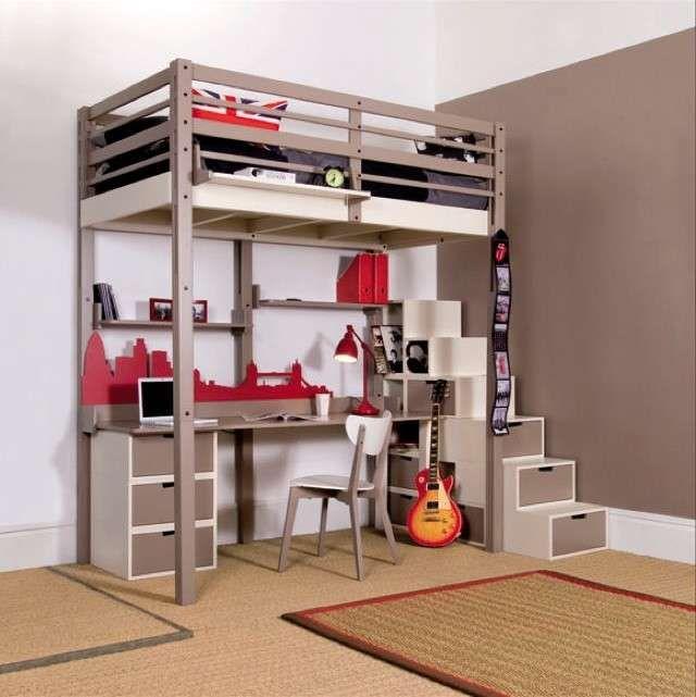 Letti a soppalco - Letto a soppalco per bimbi   Bedrooms