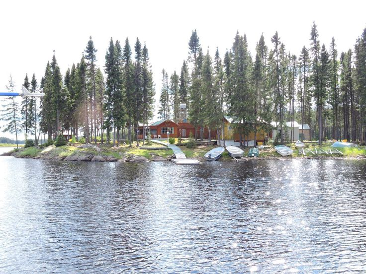 Anita's cabin on the paskagama river are unique for fishing walleye and pike in Northern Quebec | #fishing #Quebec #lake #Walleye #Pike