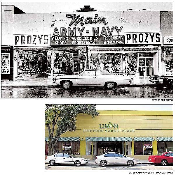 Then Prozy's/Now Limon Vintage mall