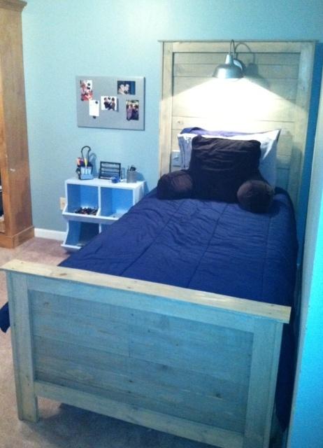 Best 25 Pallet Twin Beds Ideas On Pinterest Designer