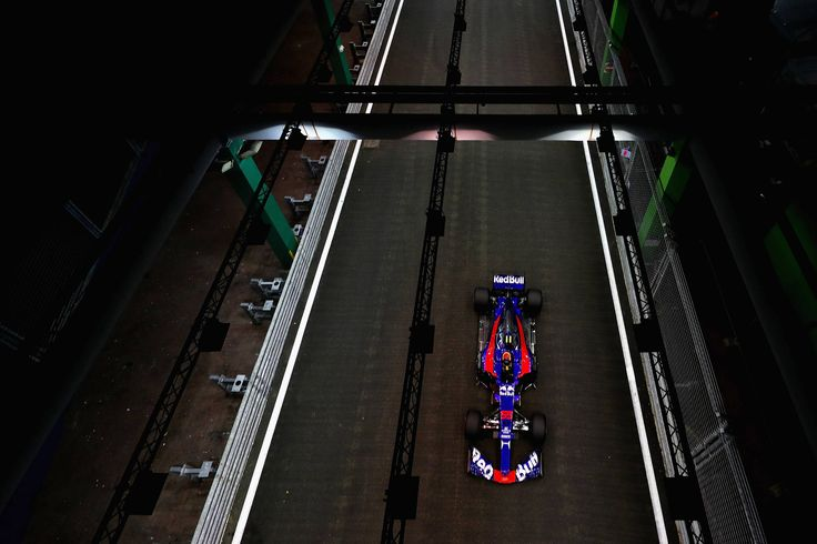 Wasn't the easiest of Saturdays, but F1 is full of challenges and Dany knows it well — FP3: 1:43.574, P10, 17 laps — Quali: 1:42.338. P13  Daniil: The start to my qualifying wasn't that bad — I had one run in Q1 which was particularly good, but then in Q2 the track evolved and the car just got worse. I felt it sliding everywhere, had a lot of understeer and I just didn't manage to warm up the front tires, which is all quite disappointing. This is something we have to analyze, because it's…