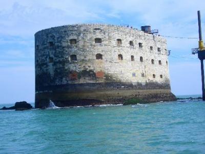 Fort-boyard Guide touristique du Poitou-Charente