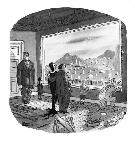 The Addams Family by Charles Addams