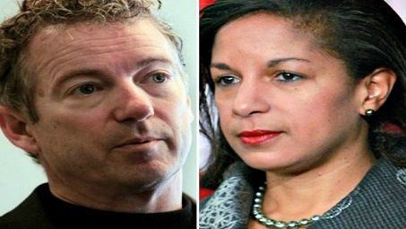 "Rand Paul Wants Susan Rice Before Congress Ian Mason, Sen. Rand Paul (R-KY) told reporters Monday afternoon that former Obama National Security Advisor Susan Rice ""ought to testify under oath"" after Bloomberg News's Eli Lake revealed that, during the presidential transition, she deliberately sought to... http://conservativeread.com/rand-paul-wants-susan-rice-before-congress/"