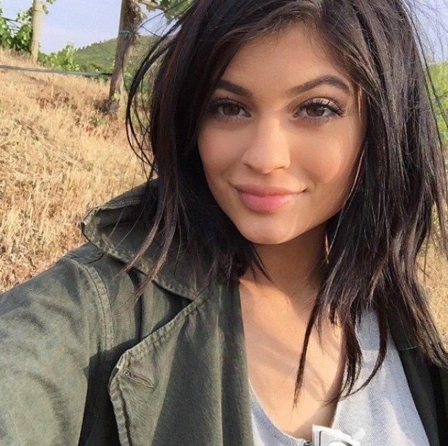 Kim Kardashian : Ce qu'elle pense des lèvres de Kylie Jenner