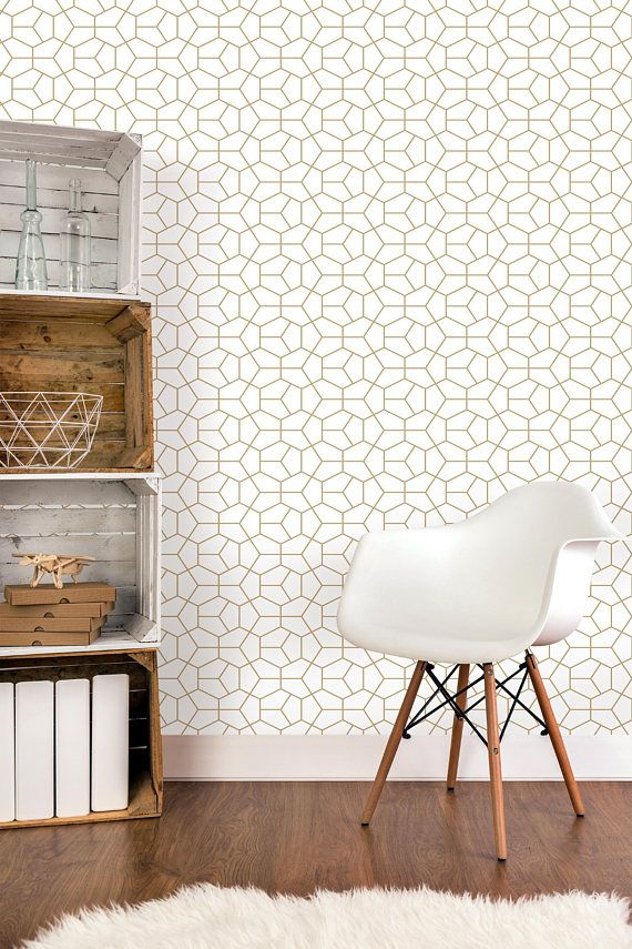Best 25 temporary wallpaper ideas on pinterest - Removable wallpaper for renters ...