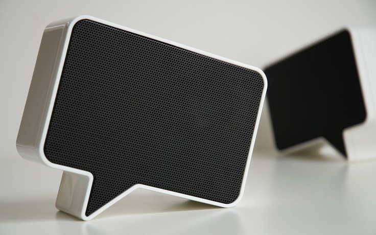 The Speak-er desk speakers