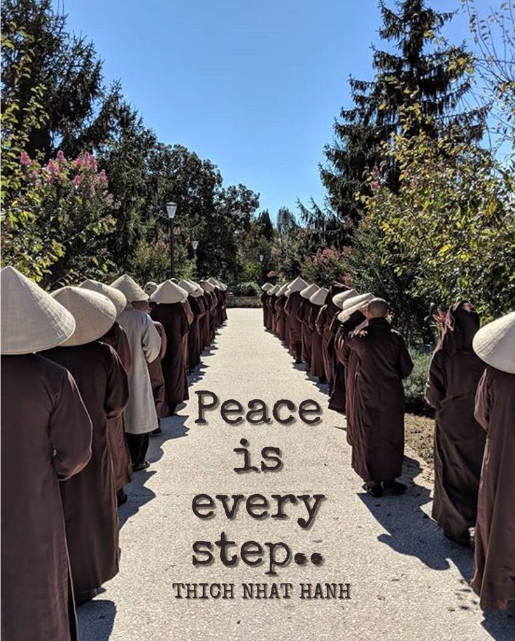 Peace Is Every Step Thich Nhat Hanh Thichnhathanhquotecollective Thaysaid Thichnhathanhquotecollec Thich Nhat Hanh Quotes Thich Nhat Hanh Buddhist Quotes