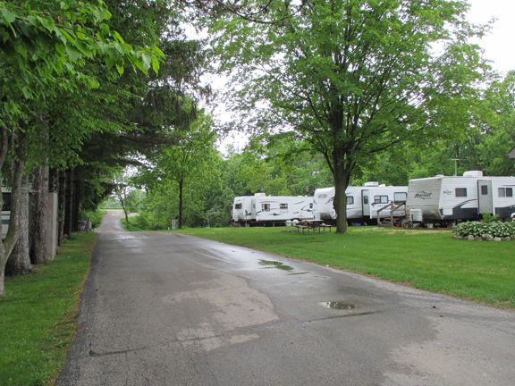Barber Lake Wi : Westward Ho RV Resort, A Sun RV Resort at Glenbeulah, Wisconsin ...