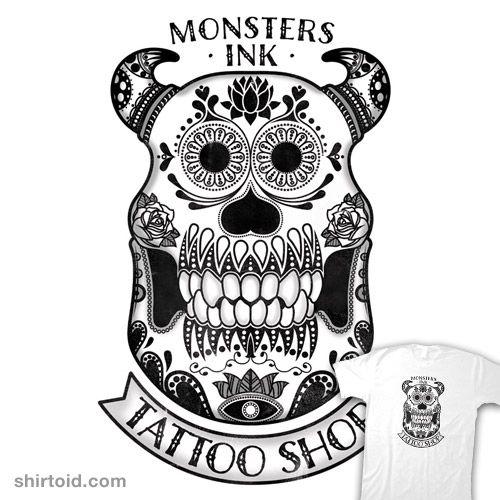 Best 25 Monsters Ink Ideas On Pinterest Mike Wazowski
